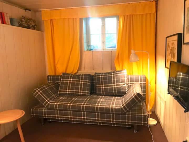 Gästezimmer für Kurztrips oder Pendler