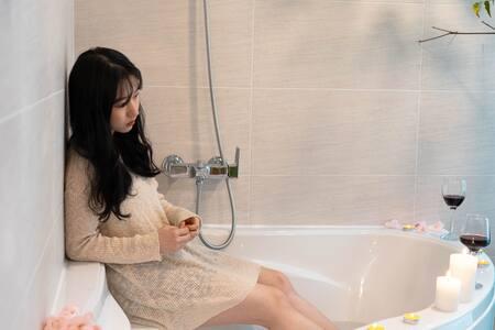 메종 301호 넓은 시크릿 정원과 예쁜 이벤트 욕실 신규오픈 특가!!!!!