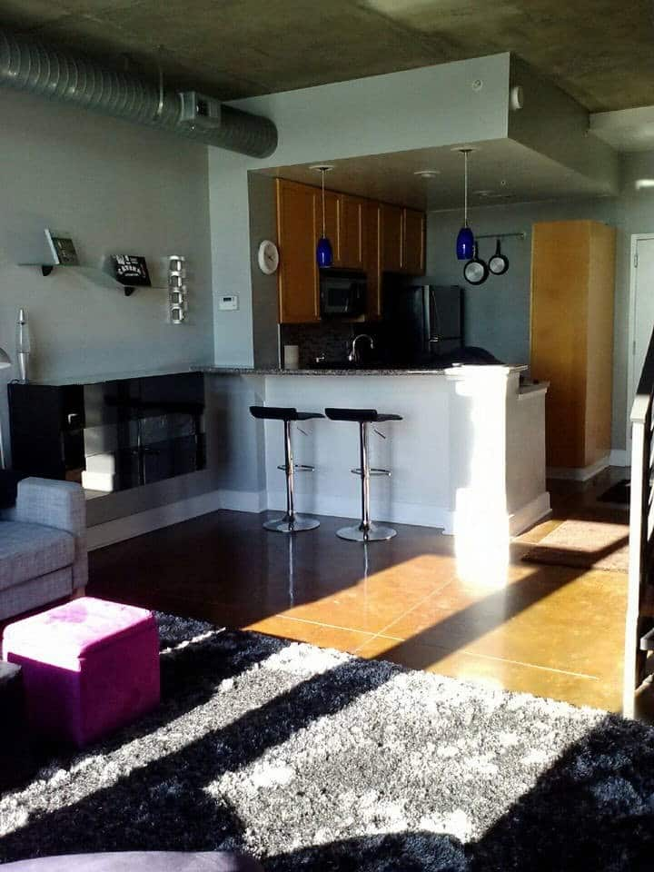 Swanky Loft Condo in Downtown CLT