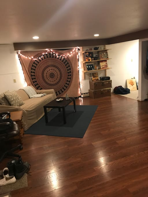Living room/common area