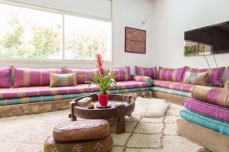 Ecrin de verdure 2 à Casablanca - Casablanca - Guesthouse
