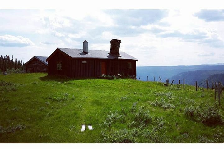 Charming and authentic cabin - Oppland - Chatka