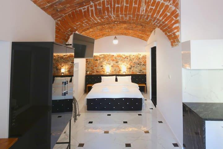 Apartament Glamour - Aparthotel Zakątna