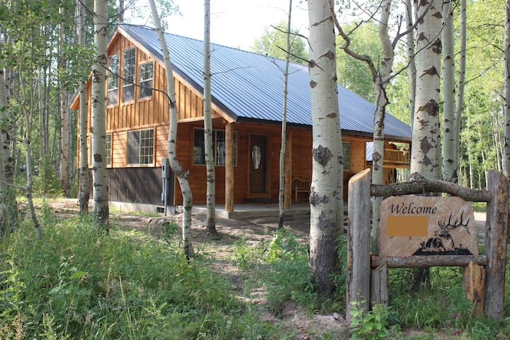 Aspen Haven Cabin+4 Bedrms+20 mins to YNP+AC