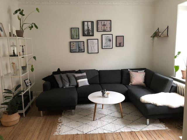 3 værelses lejlighed i Aarhus C