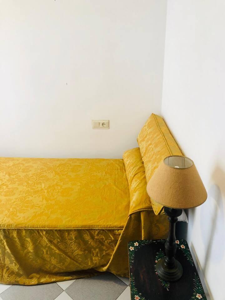 Habitación individual/Wifi