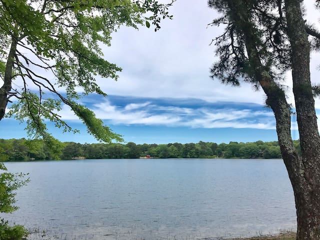 Big Sandy Pond is known for kayaking, fishing and swimming.