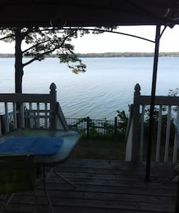 Summer Cottage on the Shores of Kempenfelt Bay
