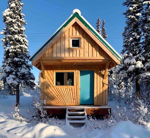 New! Denali Cloudberry Cabin - An Alaskan Getaway