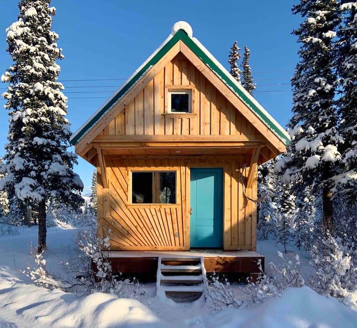 Denali Cloudberry Cabin - An Alaskan Getaway