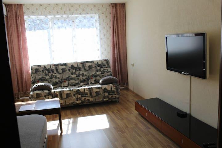 Comfortable 2-room appartment for 1-6 persons - Владивосток