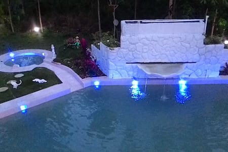 private mountain resort - Island Garden City of Samal