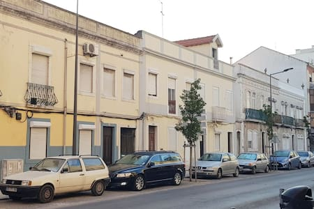 Nice flat in Barreiro a small town south of Lisbon