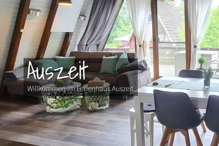 Ferienhaus Auszeit im Naturpark LauenburgischeSeen