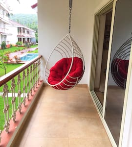 C1 North Goa Getaway apartment