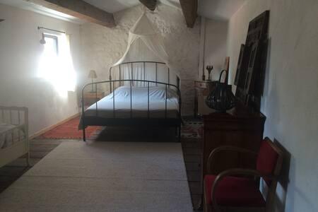 Duplex dans une maison de charme - Viols-le-Fort