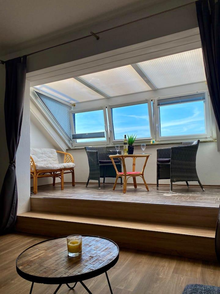 Dachgeschosswohnung in Bad Westernkotten - Heimat