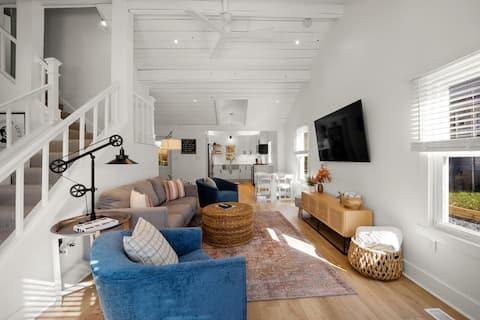 Gorgeous New House w/ Luxury, Charm, & Comfort