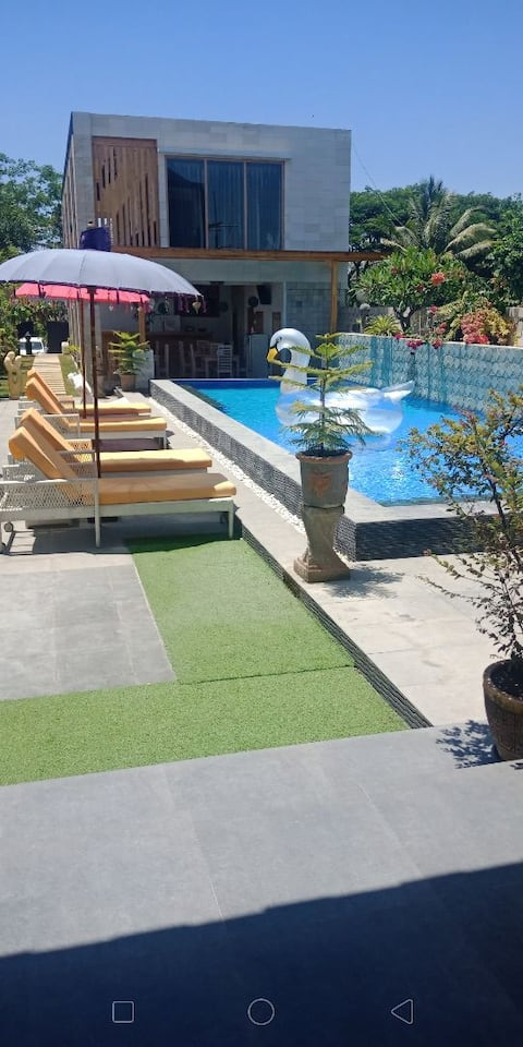 """Villa Damay"" - Tranquil Hideaway - in Banyuwangi"