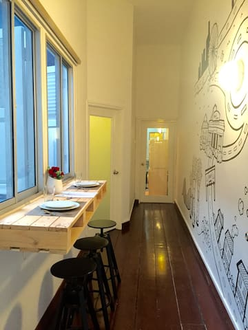 CS S6 Prime CBD, Club Street Heritage studio!