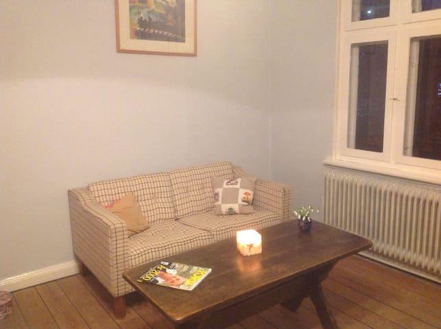 Værelse i fantastisk dejligt hjem
