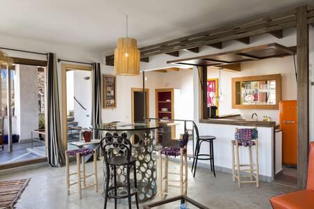 Villa Corente - superbe maison en plein centre