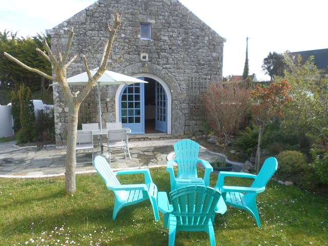 maison en pierre - Erdeven - Haus