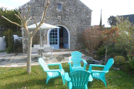 maison en pierre - Erdeven