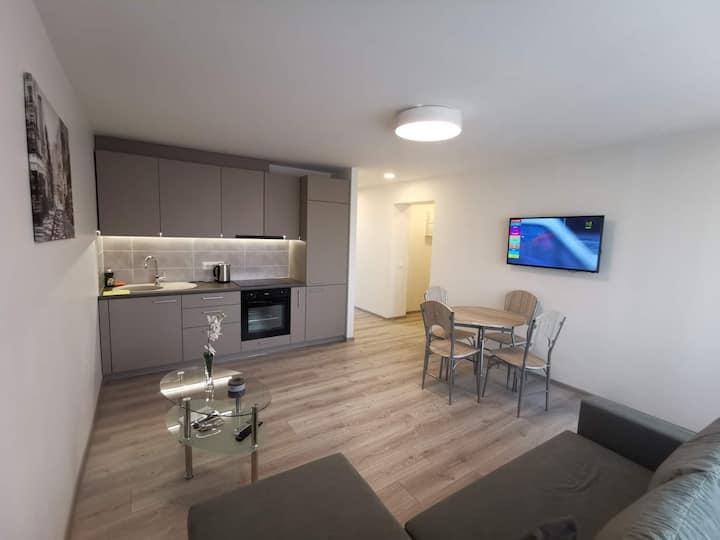 ⚜️ Kestucio Apartment at the Heart of Kaunas ⚜️