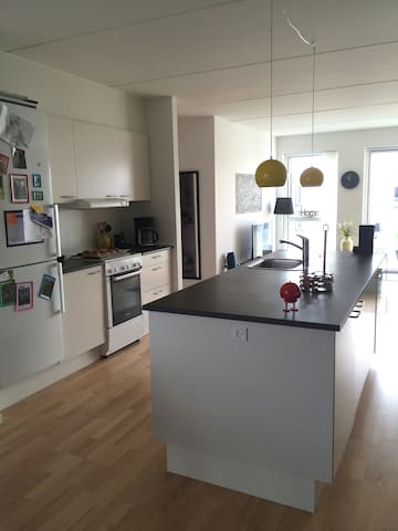 Family apartment in Copenhagen area - Herlev - Apartamento