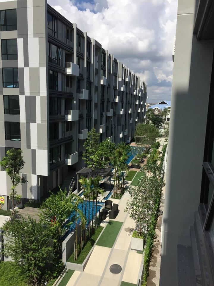 Esta-Bliss Condominium B-348