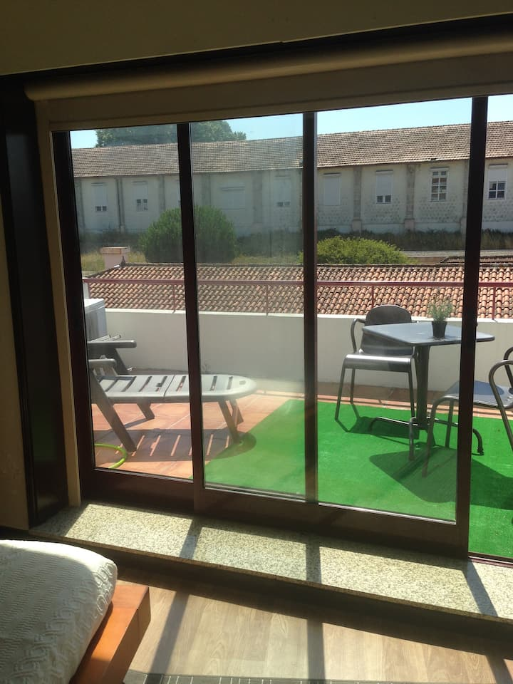 Duplex with terrace Campo 24 de Agosto