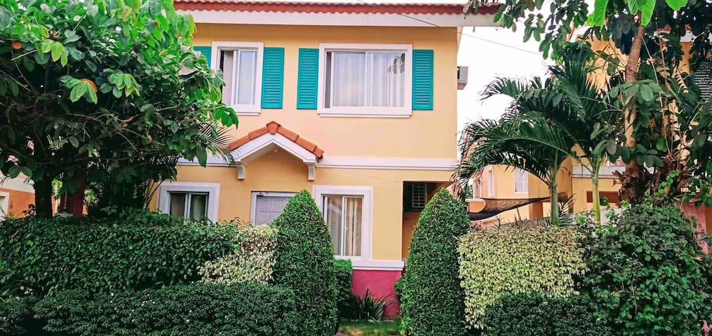 Casa Orchidea in Camella Homes S. Isidro GSC