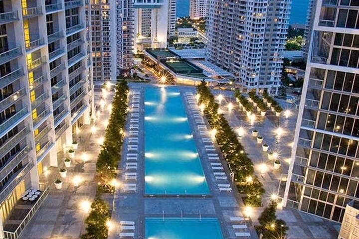Unique W Miami Condo - Miami - Apartamento