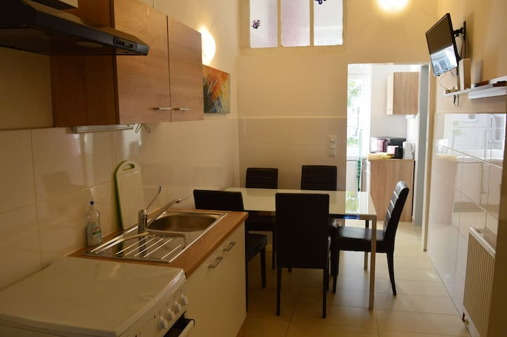 3-Bedroom-City-Apartment in Central Vienna