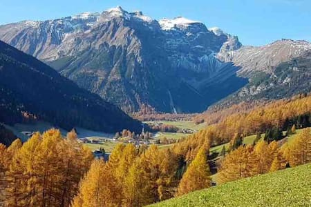 Haus Waldner - Ruhe und Natur, Wohnen mit Komfort