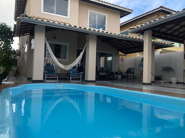 Casa Duplex - Arembepe - Bahia