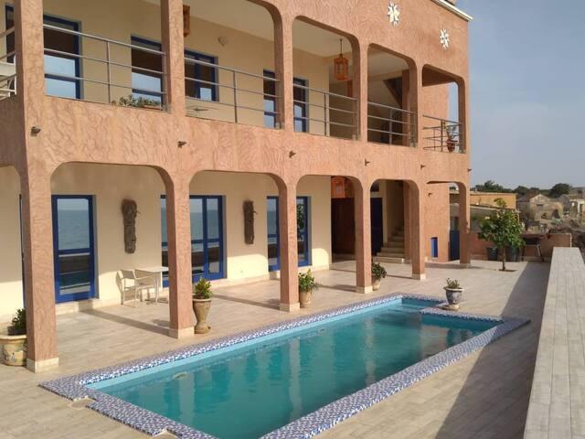 Villa Voile d'or