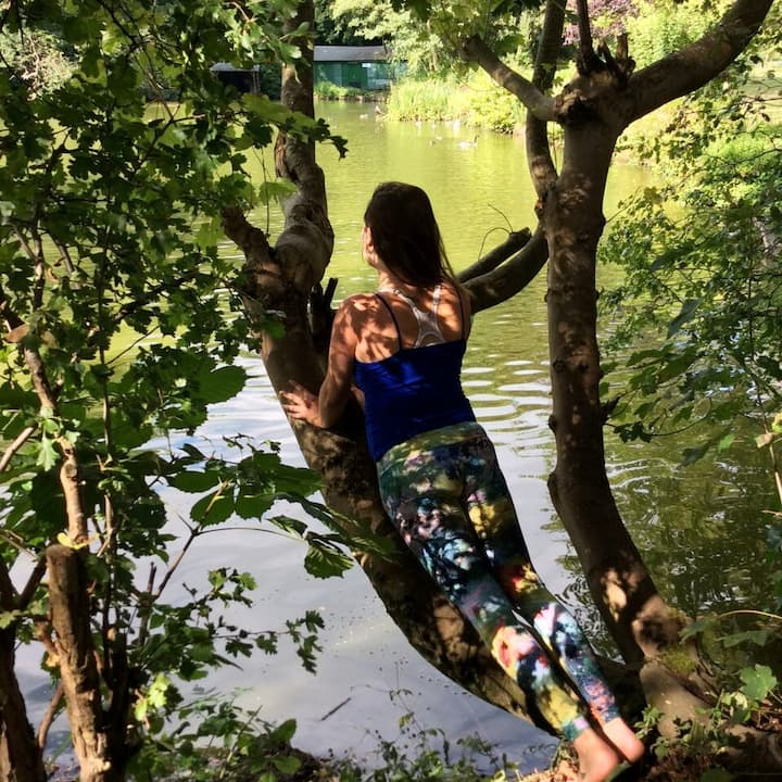 Connecting With The Roots In Yoga Nidra.