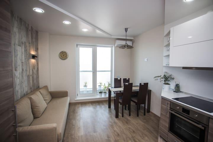 Сдам квартиру посуточно в новостройке - Владивосток - Apartamento