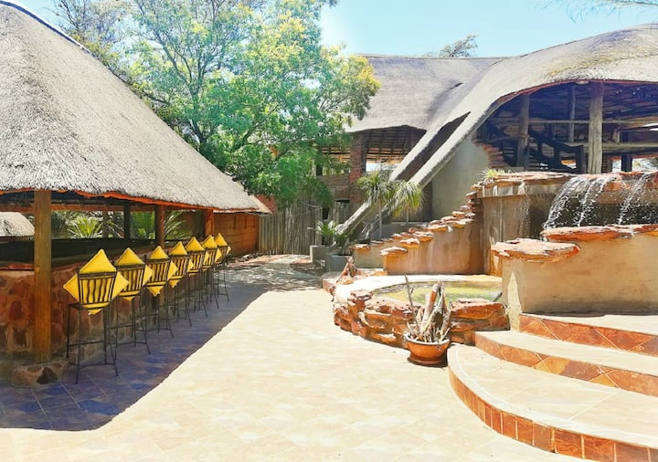 African Explorer Private Game Lodge - Buffalo 2