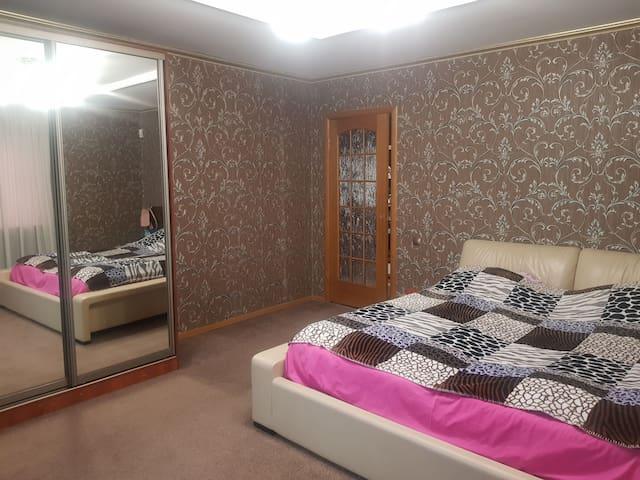 Уютный комфотрный дом