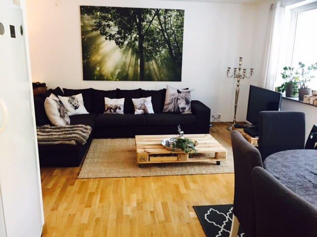 Trevligt boende nära Stockholms centrum - Sundbyberg - Pis