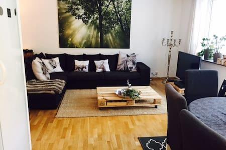 Trevligt boende nära Stockholms centrum - Sundbyberg