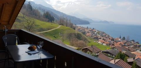 Casa Bellavista con gran balcón