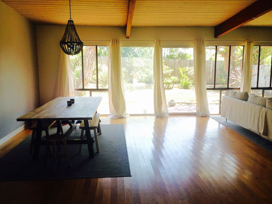 Dining/living Open Plan Area