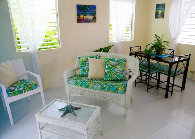 Beachside Apartment #2 - steps from the beach!