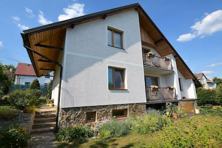 Attractive Apartment in Skalna near Forest
