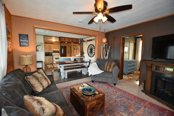 Trailside Cabin perfect for your family getaway