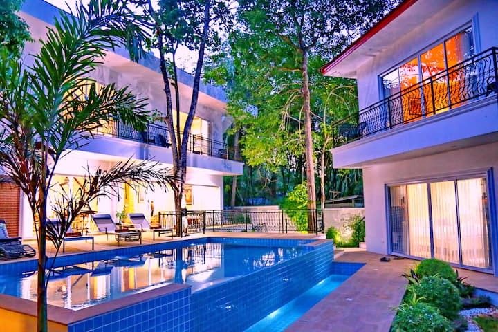 Koh Chang 4 Bed Room with Pool and Seaview Terrace